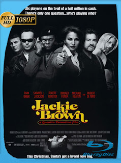 Jackie Brown (1997) HD [1080P] Latino [Google Drive] Panchirulo
