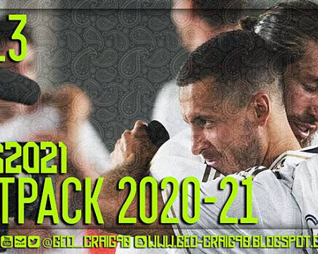 PES 2021 Kitpack Season 2020-21 V2.3
