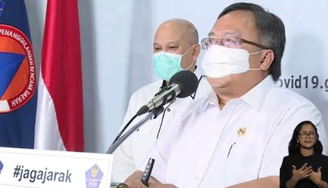 Kabar Baik untuk Indonesia, Pemerintah Mengaku Sudah Kantongi Obat Corona yang Diproduksi Dalam Negeri