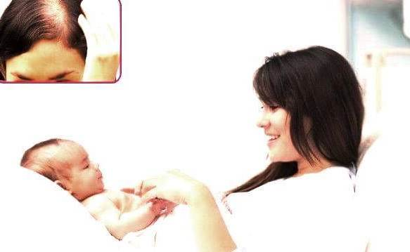 Care of hair during pregnancy