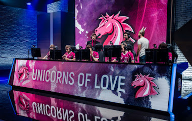 'Ngựa hồng' Unicorns of Love hạ gục Vega Squadron và tiến tới CKTG 2019