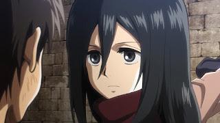 進撃の巨人 アニメ  | ミカサ・アッカーマン 幼少期 | Mikasa Ackerman Childhood | Hello Anime !