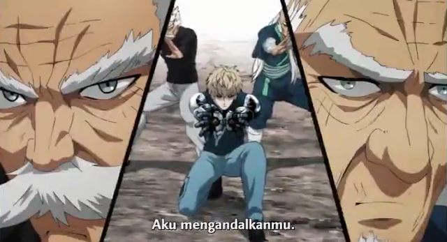 One Punch Man S2 Episode 12 (END) Subtitle Indonesia