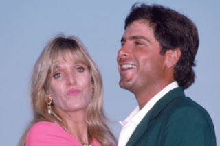 Fred Couples With His First Wife Deborah