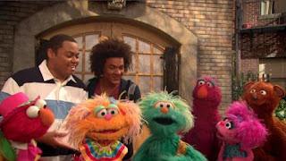 Chris, Baby Bear, Rosita, Telly, Mando, Abby Cadabby, Elmo, Zoe, Sesame Street Episode 4408 Mi Amiguita Rosita season 44
