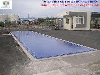 Bán trạm cân oto điện tử 80 tấn Hoàng Thiên ở TPHCm cao cấp