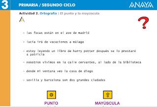 http://capitaneducacion.blogspot.com.es/2016/12/3-primaria-lengua-el-punto-y-la.html