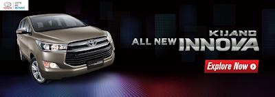 Promo dan Cek Harga Terbaru Varian Mobil All New Kijang Innova dari Auto2000