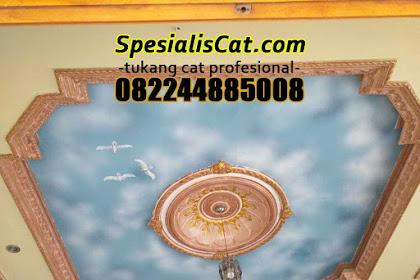 Jasa Tukang Cat Rumah di Malang Sidoarjo Surabaya Murah