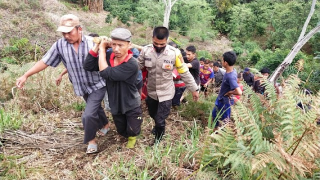 Dilaporkan Hilang, Satu Orang Tewas Di Jurang Bener Meriah