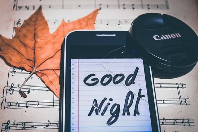 Best (221) Latest Good Night Messages and shayari In hindi and English