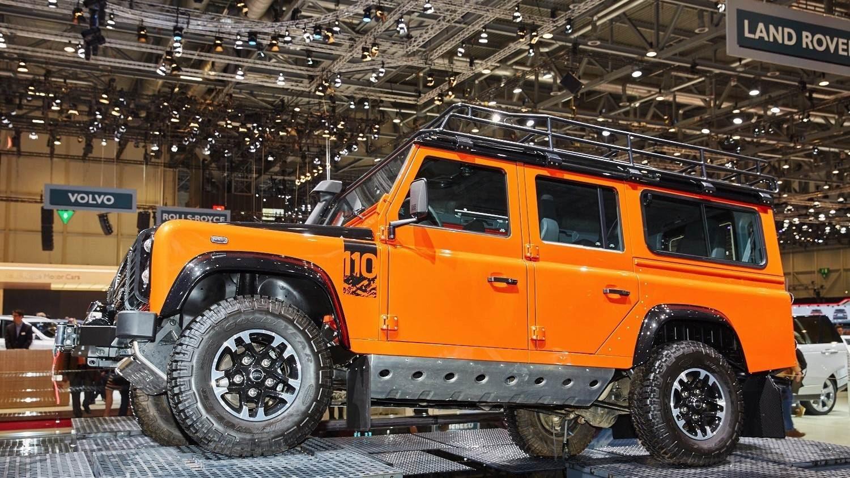 BMW Land Rover Defender 110 Adventure Specs, Features ...