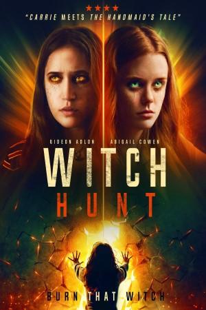 Download Witch Hunt (2021) English Movie 720p | 1080p WEBRip 800MB | 1.4GB