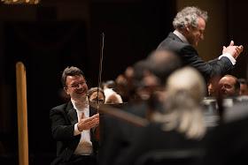 Louis Langrée & Cincinnati Symphony Orchestra
