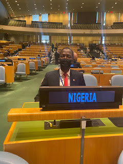 EFCC Chairman at UNGASS in New York, USA [PHOTOS]