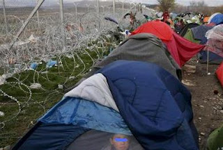Asylum seekers directly to the responsible countries