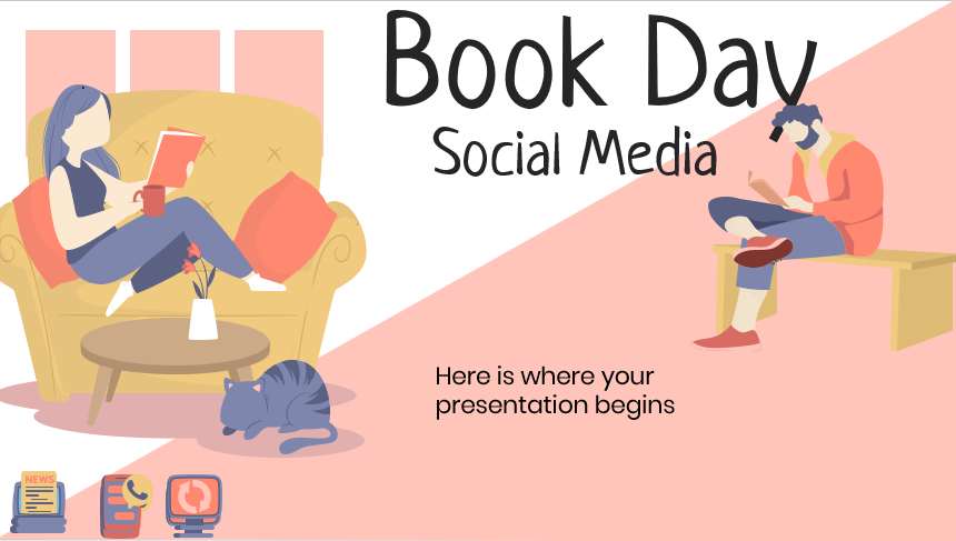 Book Day Download Free PowerPoint Templates