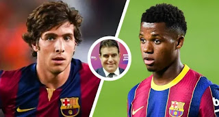 Presidential candidate Lluis Fernandez reveals no has come out of La Masia since Sergi Roberto