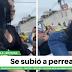 """Indignación por mujer que se subió a el ataúd de su esposo a """"perrear""""."""