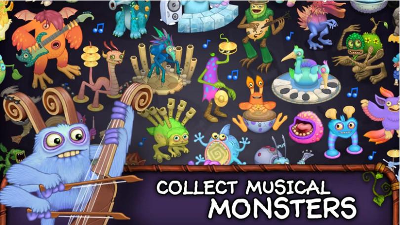 My Singing Monsters ملخص حول بلدي الغناء وحوش (تحميل)
