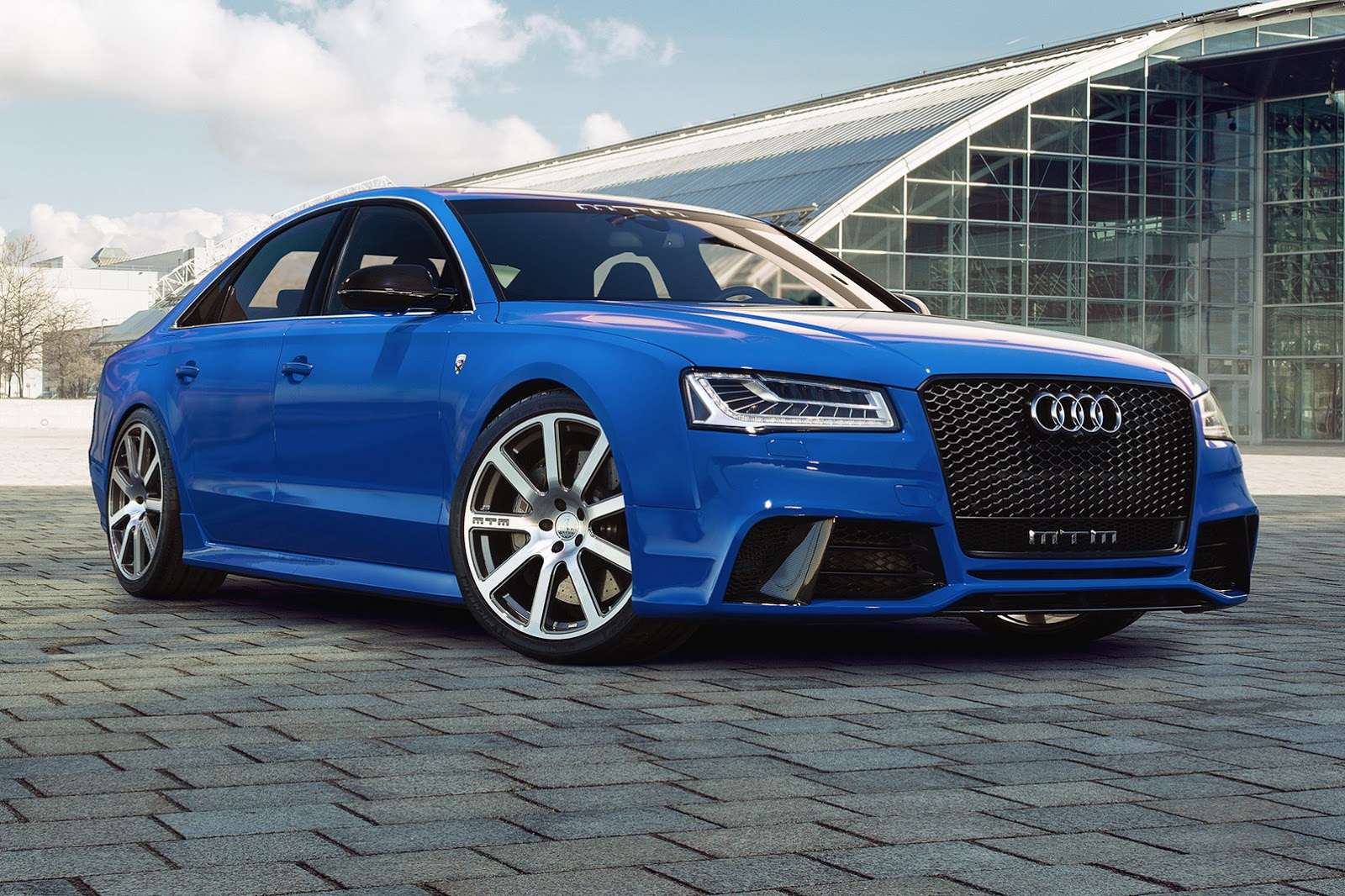 Audi A4 Wheels >> MTM's New Audi S8 Talladega S Promises To Blow Your Mind With 802PS   Carscoops