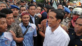 Melihat Lagi Janji Jokowi untuk Buruh Saat Kampanye Pilpres, Mungkin Lupa 'Lagi'