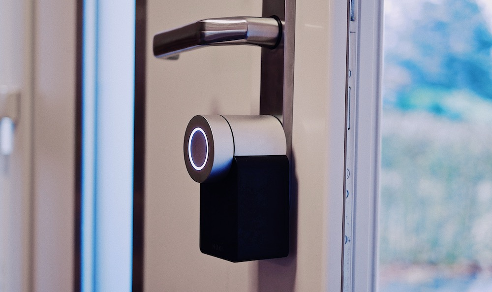 ekey uno Fingerprint | Mit dem Fingerabdruck die Haustüre öffnen ist einfach praktisch und cool | Closer Look im Zusammenspiel mit dem Nuki Smart Lock