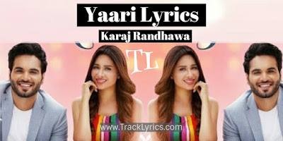 yaari-lyrics