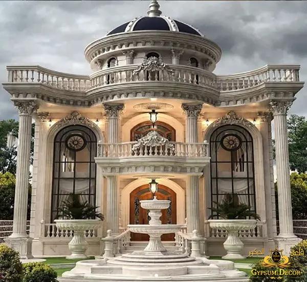 قصر ملكي مودرن