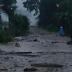 """"""" Akibat Banjir Bandang Yang  Menerjang,Sejumlah Warga Nagari Tanjung Sani Terpaksa Mengungsi"""