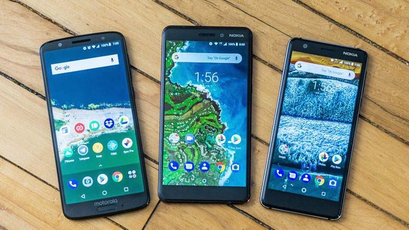 أسعار هواتف أندرويد الذكية قد ترتفع بنحو 40 دولار في أوروبا