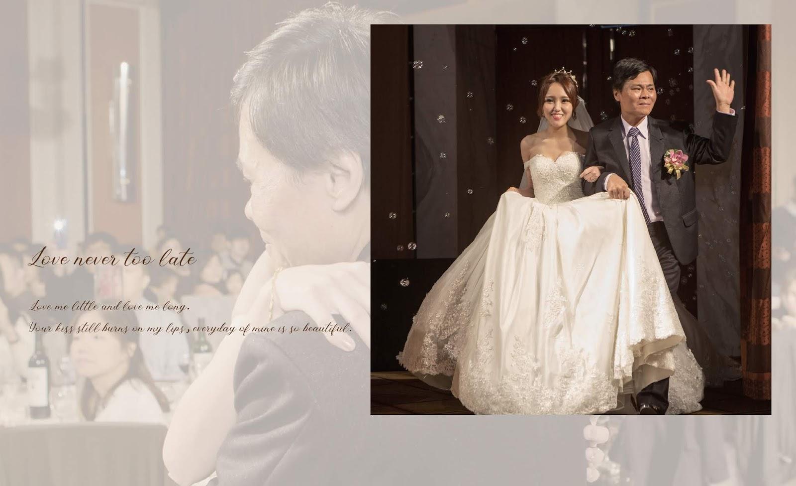 崑視覺工作坊,婚禮攝影作品
