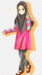 Wanita Soleha.   Bag.1
