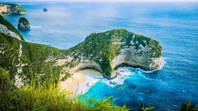 Pantai Kelingking, Nusa Penida, Bali