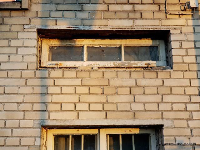 Legia korty tenisowe tenis Myśliwiecka przedwojenny architektura architecture okno
