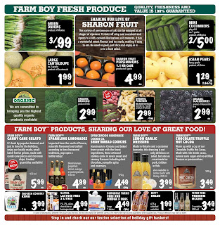 Farm boy weekly flyer December 7 - 13, 2017