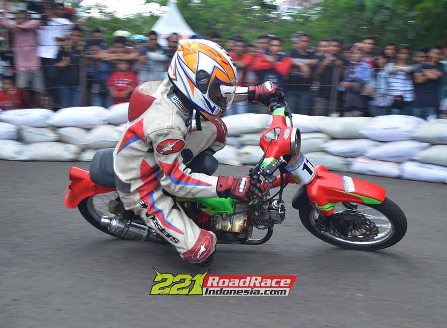Hasil Jepara Road Race 2015, Pesona Kelas Motor Tua