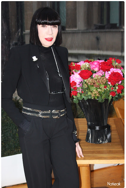 Chantal Thomass pour Interflora Saint Valentin Impertinente