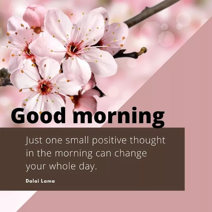 Top 10 Inspirational Good Morning Quotes | 21 March 2021