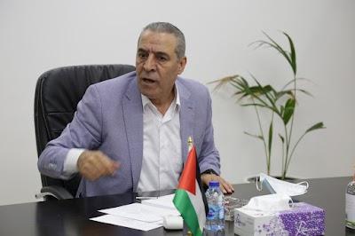 الشيخ يكشف أسباب قرارات السلطة الأخير تجاه غزة
