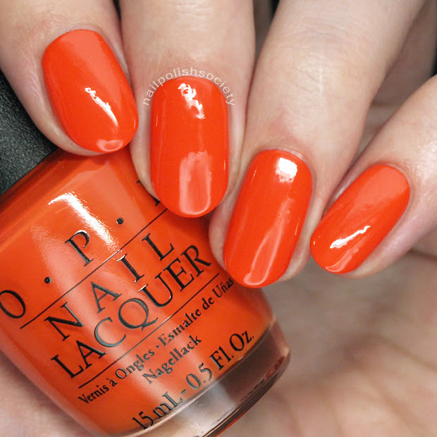 nail polish society opi summer