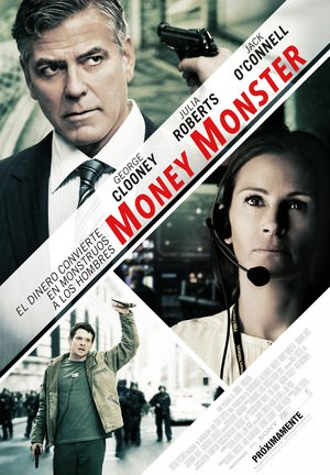 Poster Money Monster 2016