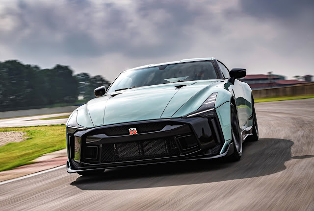 New Limited-Edition Nissan GT-R50 By Italdesign