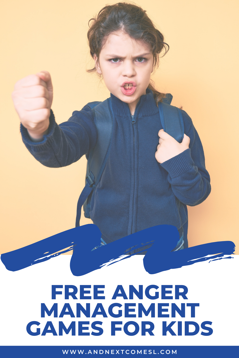 Free anger management games for kids and teens