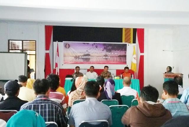 Pelaksanaan UNAR III 2017, Catatkan Sejarah Baru Bagi Amatir ,Radio Di Kepulauan Selayar