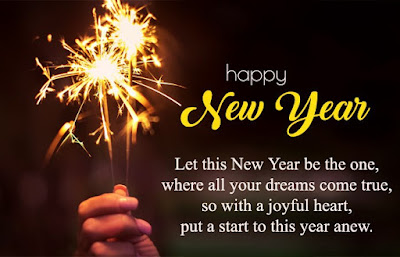 Happy New Year 2020 Wishes for Lovers