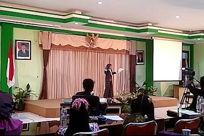 Juara Pekan Cipta Seni Pelajar bidang Cipta dan Baca Puisi Propinsi Jawa Timur 2019