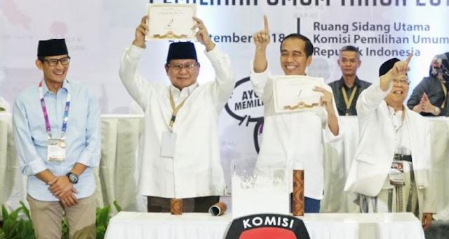 Survei LSI Denny JA, Pendukung Reuni 212 Malah Banyak Menangkan Jokowi-Ma'ruf