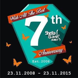 7th ANNIVERSARY SHEILAGANK SUMUT