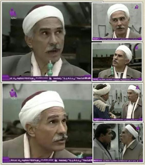 """الفنان """"عبد الرحمن أبو زهرة"""" والمعلم """"سردينة"""""""